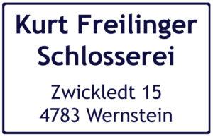 Schlosserei Freilinger