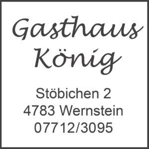 Gasthaus König - Stöbichen