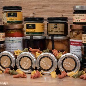 Eingelegtes | Eingekochtes | Pesto